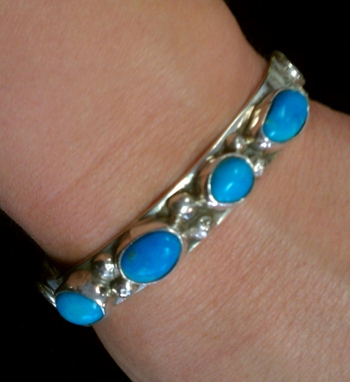 Turquoise Braclet2