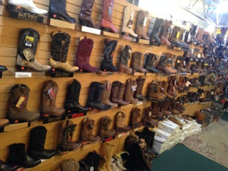 Men's Western and Work Boots - West Of Ole England - Stuart Florida