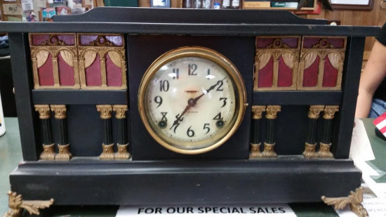 Ingram Mantle Clock $250 - Box1