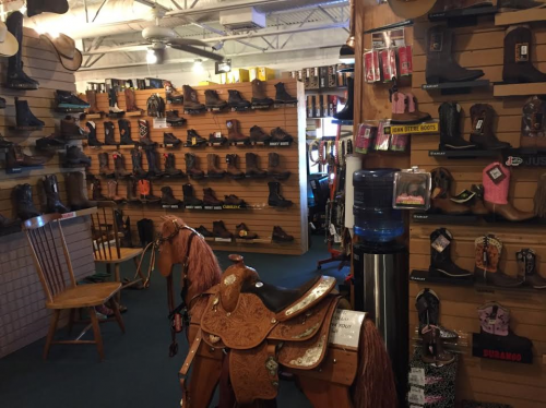 Tack - Saddles - Cowboy Boots - Work Boots - Western Wear